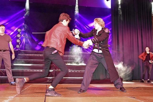Tanz mit dem Degen