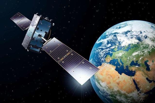 Galileo-Satellitensystem außer Betrieb