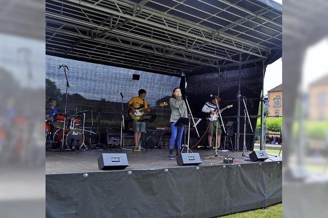Picknickfreuden und Open-Air-Klänge