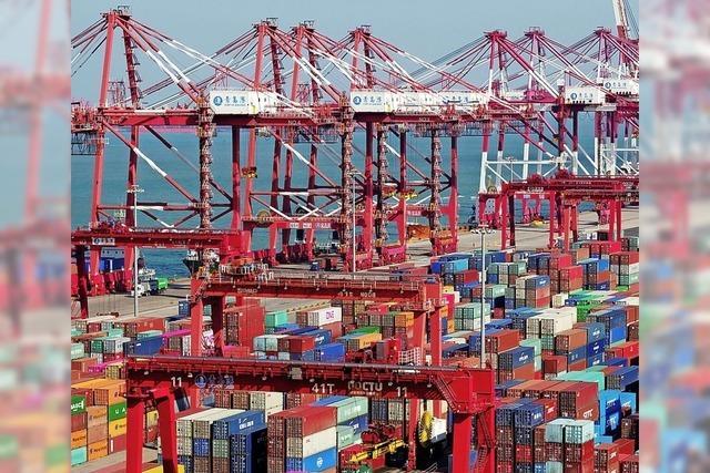 Chinas Wirtschaft verliert den Schwung