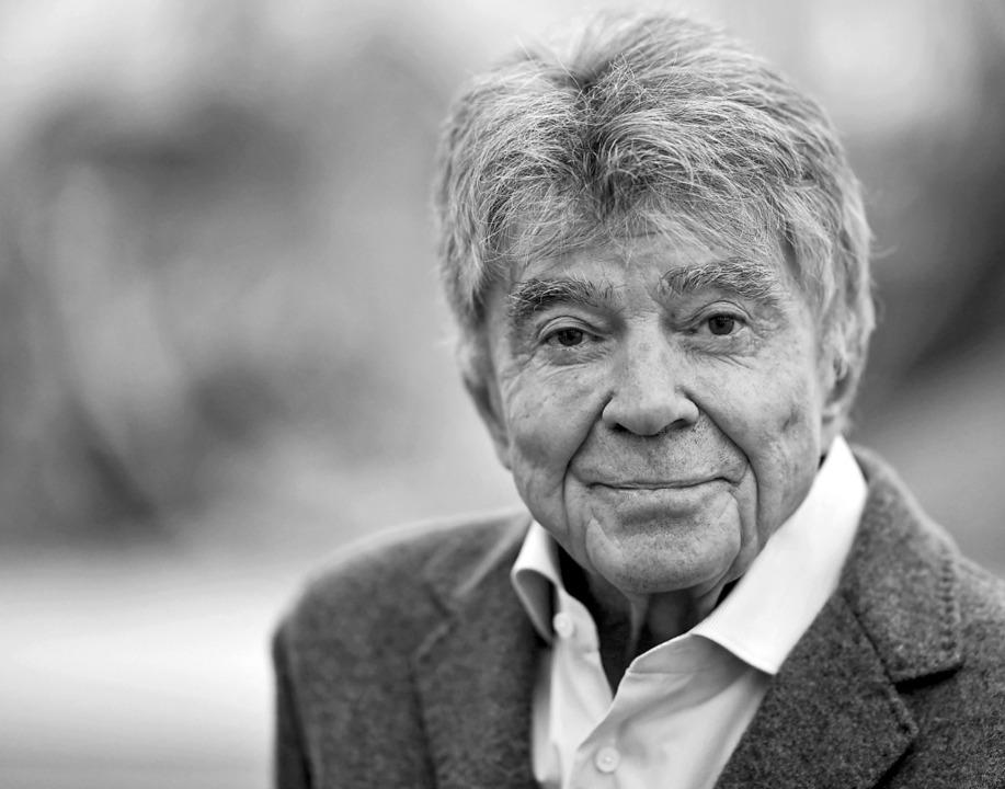 Ein Mensch ohne  Dünkel: der  Sammler Frieder Burda   | Foto: Uli Deck (dpa)
