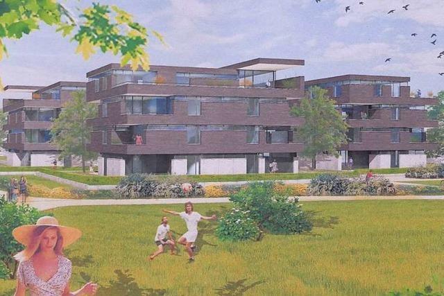 Stadt Rheinfelden und Wohnbau starten ein großes Gemeinschaftsprojekt