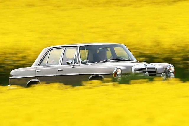 Wie wird ein Fahrzeug zum Oldtimer?