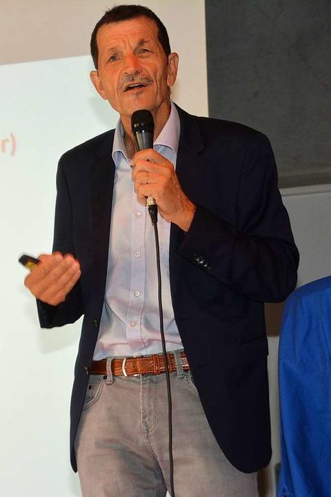 Professor Ueli Mäder  | Foto: Danielle Hirschberger