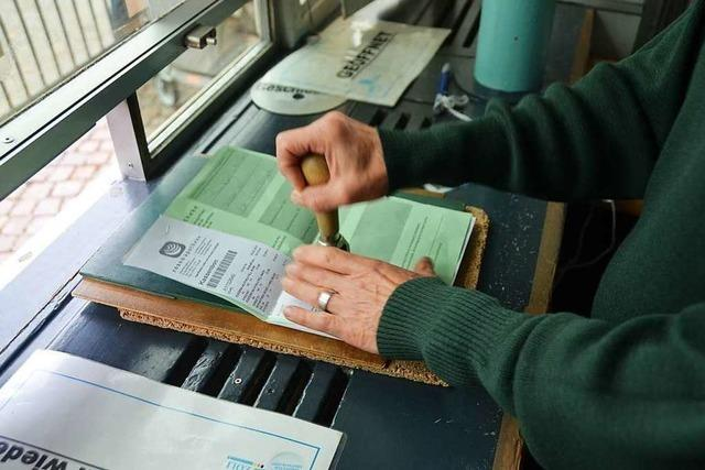53-Jährige muss wegen gefälschten Zollstempeln 3000 Euro zahlen