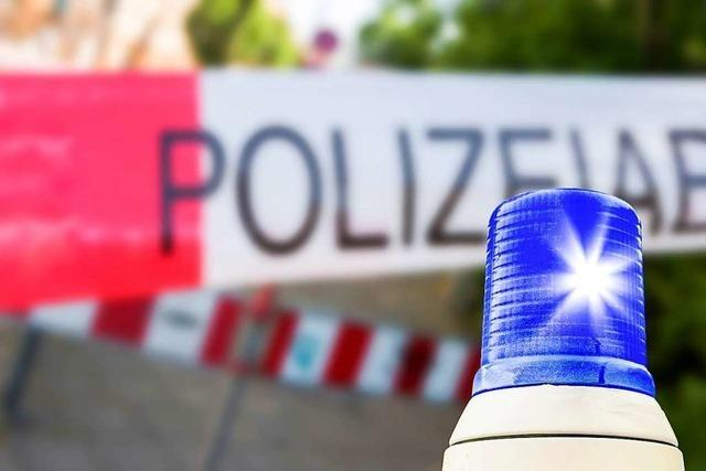 Mit Anschlag am Bad Krozinger Bahnhof gedroht