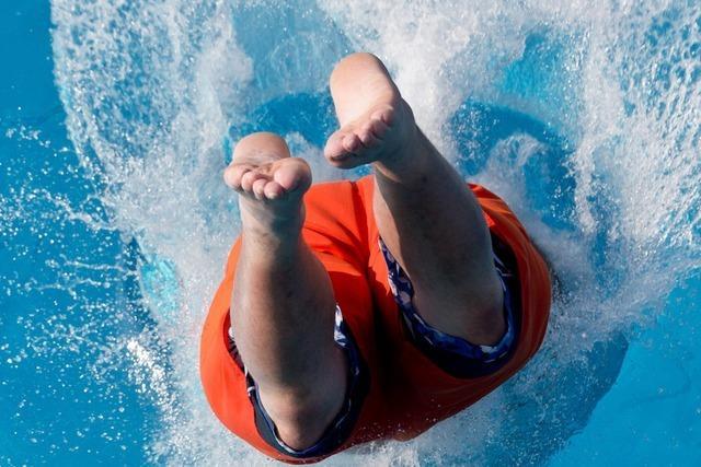 Hausverbote sollen Störenfriede vom Schopfheimer Schwimmbad fernhalten