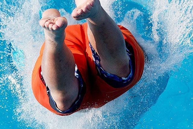 Hausverbote sollen Störenfriede vom Schwimmbad fernhalten