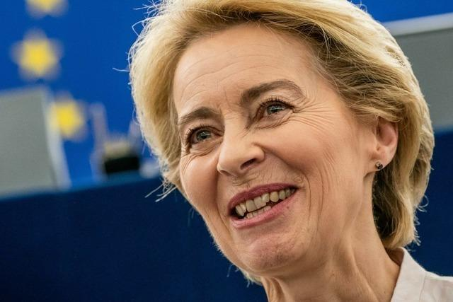 Von der Leyen in Straßburg: Experten erwarten ein knappes Rennen