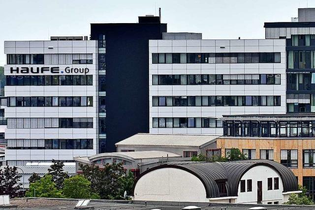 Der Haufe-Campus in Freiburg soll erneut wachsen