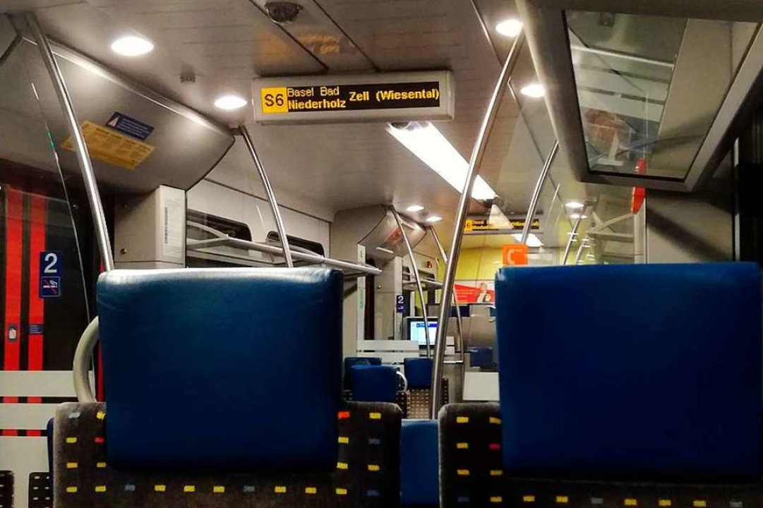 Zwischen Basel und Steinen hat sich der Vorfall ereignet (Symbolbild).  | Foto: Kathrin Ganter