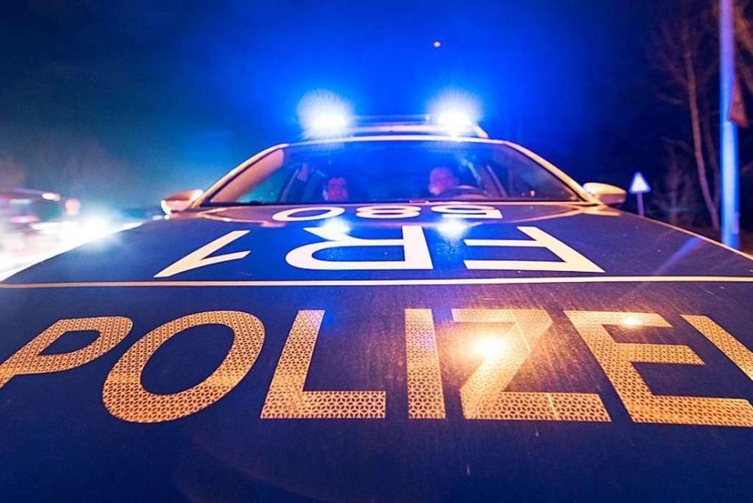 Die Polizei sucht zwei Jugendliche zwischen 16 und 18 Jahren.  | Foto: Patrick Seeger