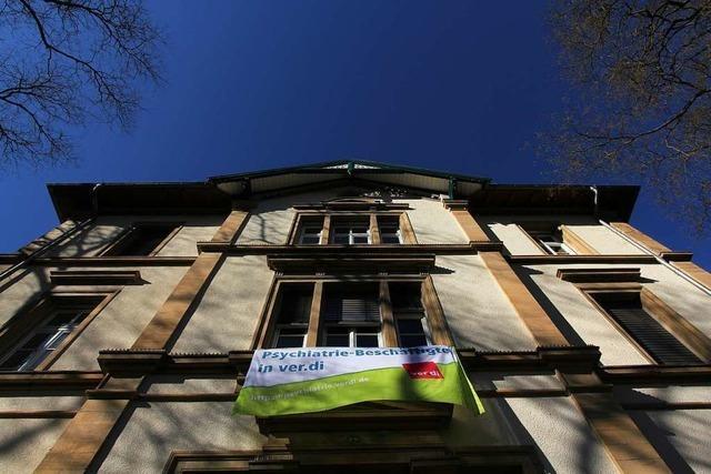 Neuer Tarifvertrag für Emmendinger ZfP-Mitarbeiter noch immer nicht unterschrieben