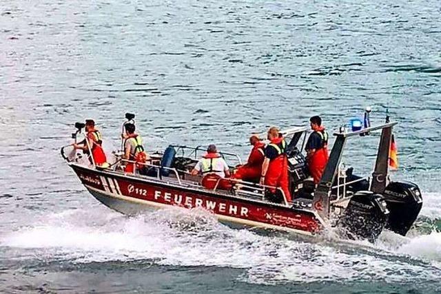 Drei Leichenfunde im Rhein: Einsatz bei Bad Säckingen nimmt Wendung