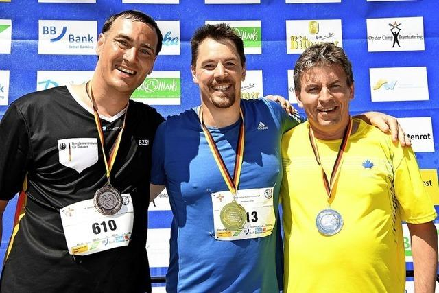 Gold-Medaille geht nach Grimmelshofen