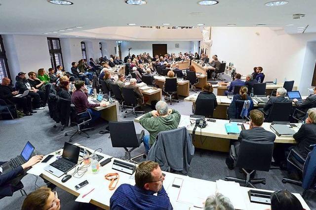 Künftig können die Abstimmungsergebnisse im Rat online abgerufen werden