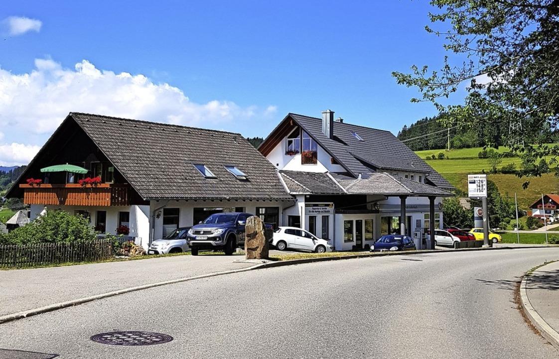 Das Autohaus Kaltenbach  muss erweitern, um fortbestehen zu können.   | Foto: Tina Hättich