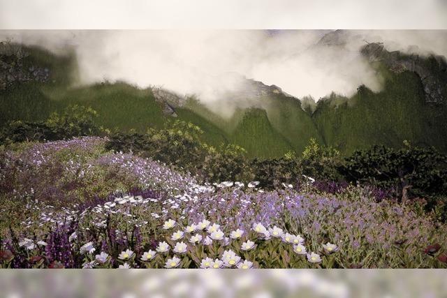 Der Duft ausgestorbener Pflanzen