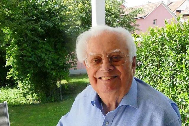 Erhard Richter ist gestorben