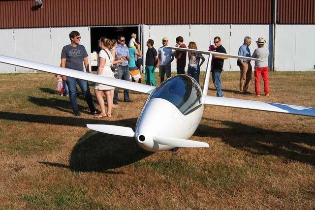 Segelflugverein in Kirchzarten schafft Segler mit Elektromotor an