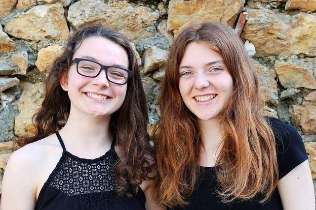 Warum sich zwei Schülerinnen für das Klima einsetzen