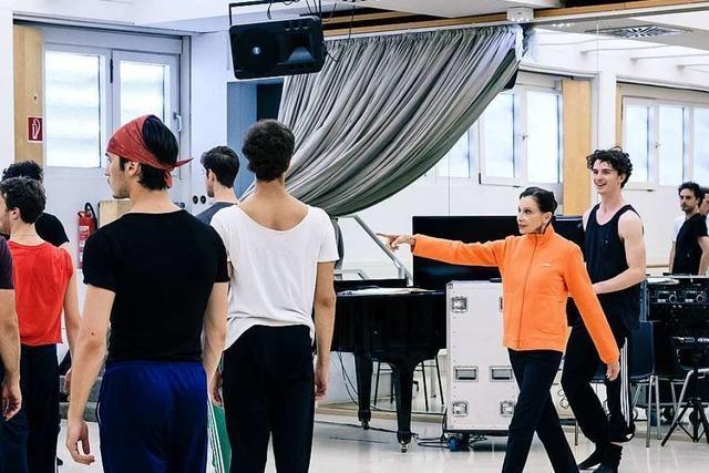 Birgit Keil über ihr Leben für und mit dem Tanz
