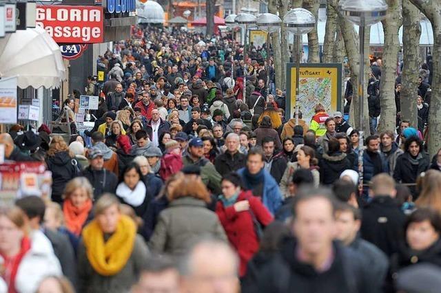 Brandenburg lockt viele Menschen an, aus Baden-Württemberg ziehen viele weg