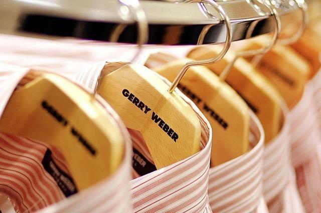 Finanzfirmen retten die Modekette Gerry Weber