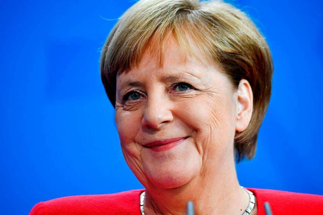 Angela Merkel    Foto: JOHN MACDOUGALL (AFP)
