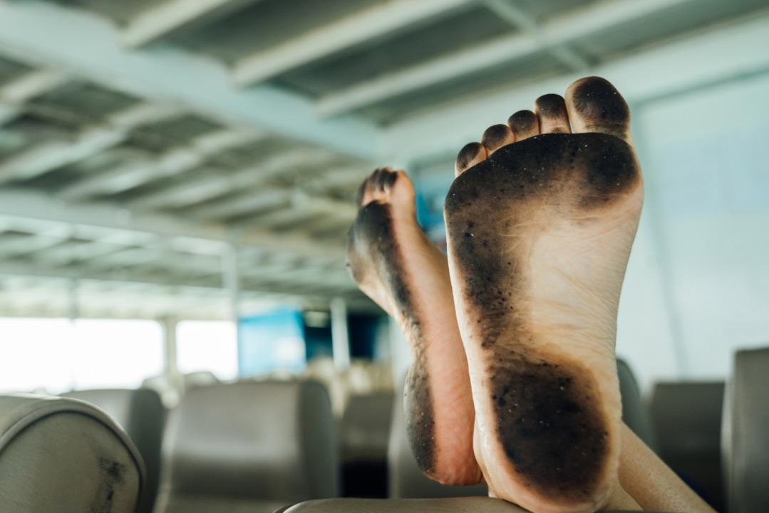Der  Anblick ungepflegter Füße ist ein...mmer so aus wie auf diesem Symbolfoto.  | Foto: Dmitry Galaganov/stock.adobe.com