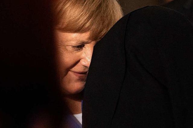 Merkel wird 65 – die Rente soll warten