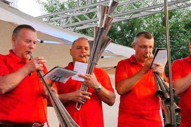 Wallbach im Dorffest-Fieber