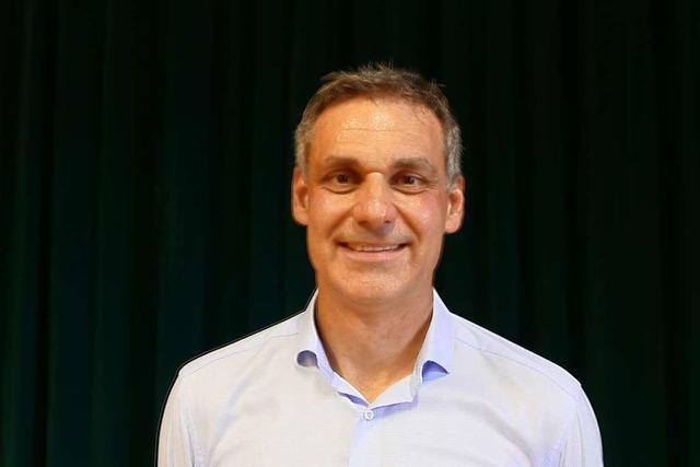 Bernd Meyer soll neuer Egringer Ortsvorsteher werden
