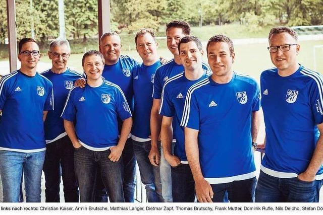 Der SV Blau-Weiß Murg wird 100 Jahre jung