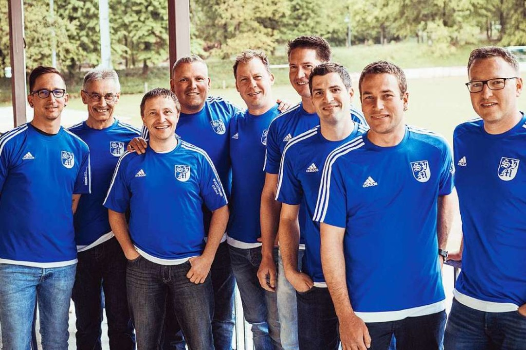 Das Orga-Team des SV BW Murg (von link...k Rufle, Nils Delpho und Stefan Döbele  | Foto: SV BW Murg