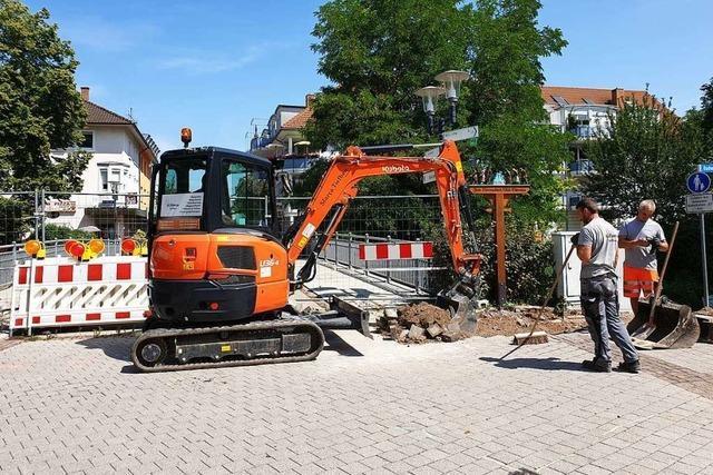 Vorarbeiten für Abriss der Bernhardusbrücke haben begonnen
