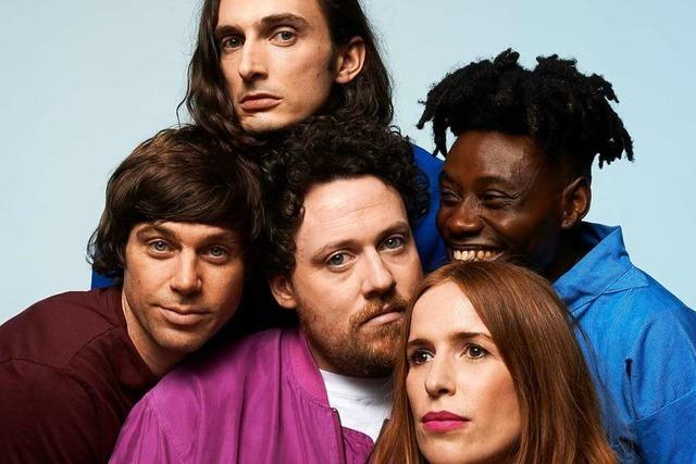 Metronomy im Interview: