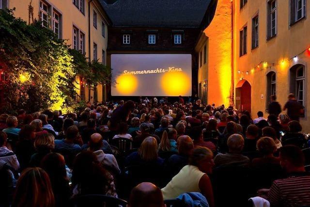 Nächsten Mittwoch startet das Sommernachtskino im Schwarzen Kloster