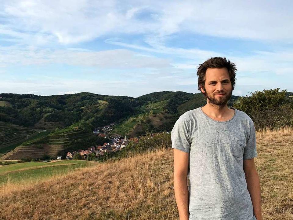 Smallville-Co-Betreiber Julius Steinho...er die erste ZMF-Clubnight bestreitet.  | Foto: Bernhard Amelung