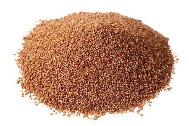 Glutenfrei und Nährstoffe ohne Ende: Teff, das kleinste Getreide der Welt