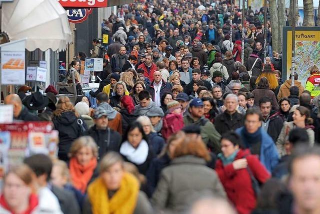 Basel bleibt auf Wachstumskurs – der Kreis Lörrach ebenfalls
