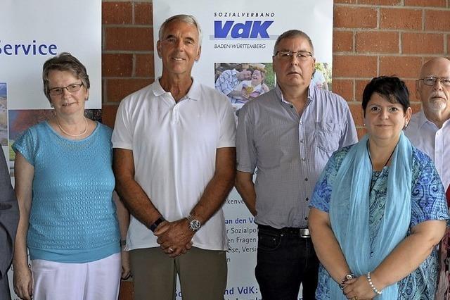 Sozialverband VdK mit neuer Führung