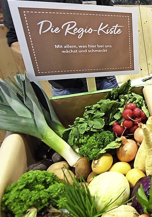 Mit Gemüse aus der Region werden auch Studenten versorgt.  | Foto: Rita Eggstein