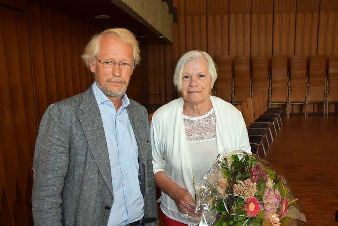 Christa Wolf und Thomas Möcklinghoff w...cht länger Mitglieder der SPD bleiben.  | Foto: Heinz und Monika Vollmar