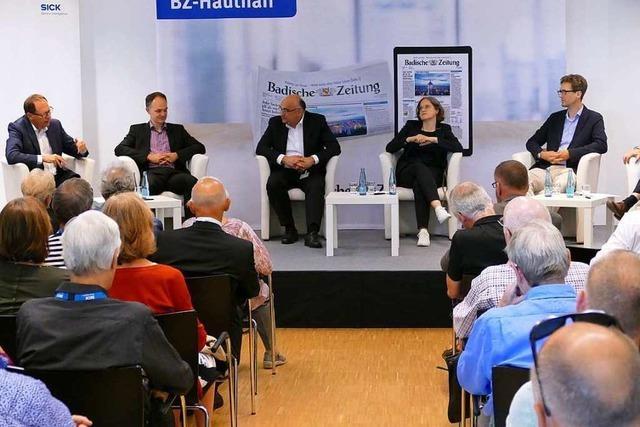 BZ-Hautnah-Veranstaltung zur künstlichen Intelligenz in Waldkirch