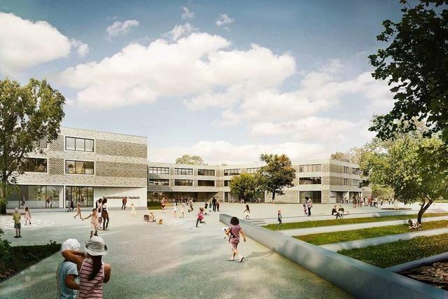 Mit 110 Millionen Euro wird der Staudinger-Neubau die teuerste Schule Freiburgs