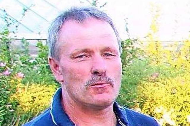 Eichstetten trauert um Landwirt Wilfried Hiss