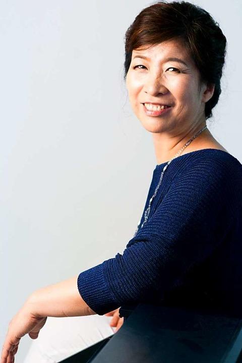 Kompetenz aus Korea: die Organistin Ja-Kyung Oh  | Foto: HRtreyyanto