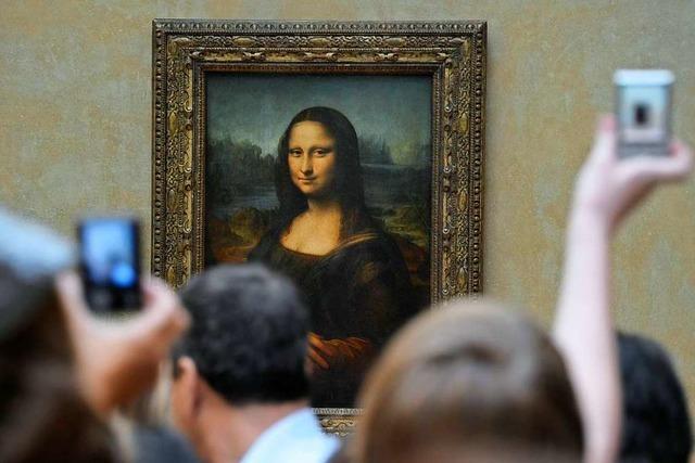 Die alte Dame zieht um: Mona Lisa wird verlegt