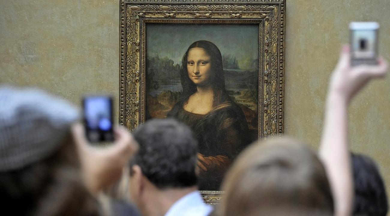 Weltberühmt: die Mona Lisa   | Foto: Horacio Villalobos